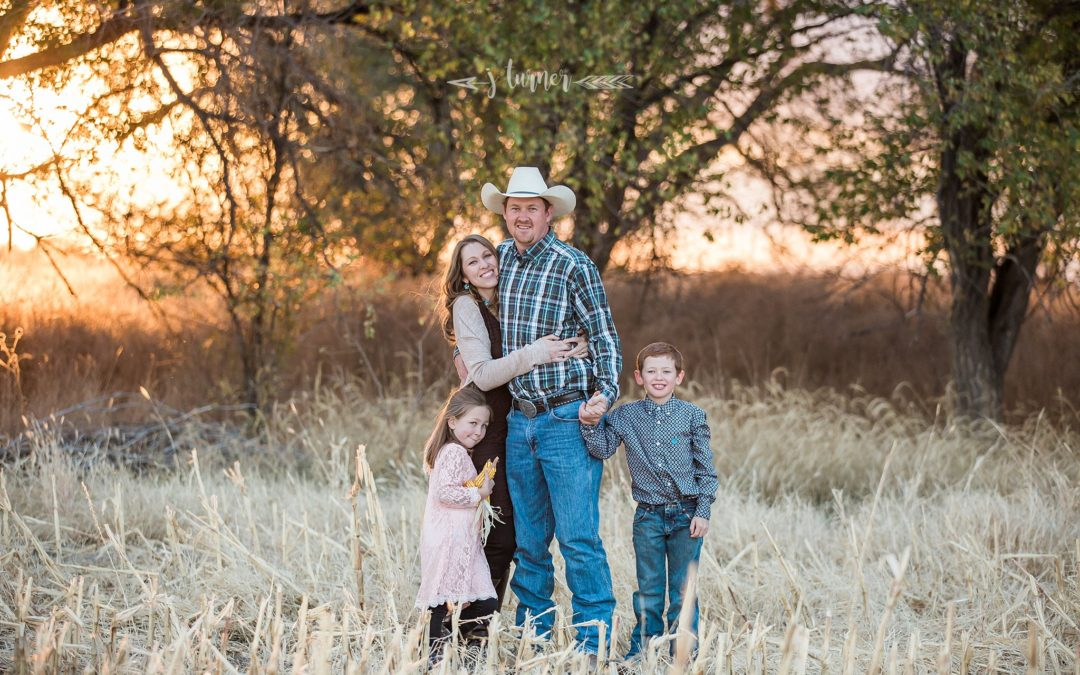 The Jackson Family  |  Family Photographer, La Junta CO