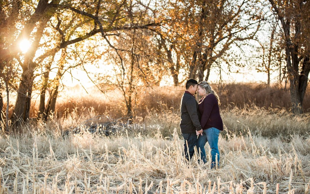 Jordan + Trey | Couple Photographer La Junta, Colorado