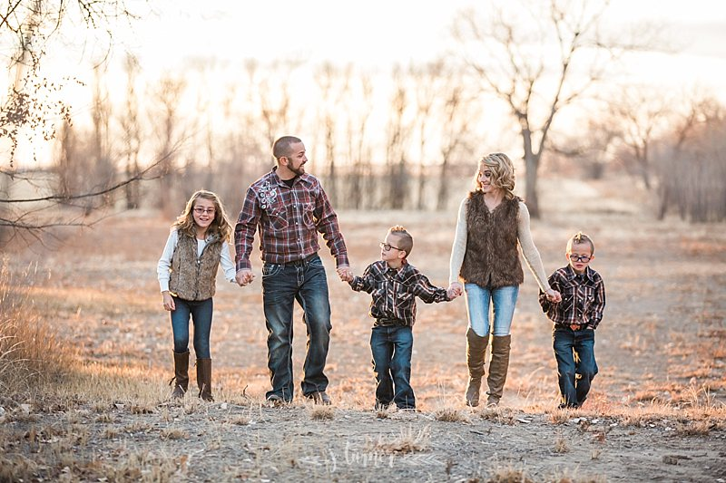 The Douglass Family  |  Southeastern CO Family Photographer | La Junta | Lamar